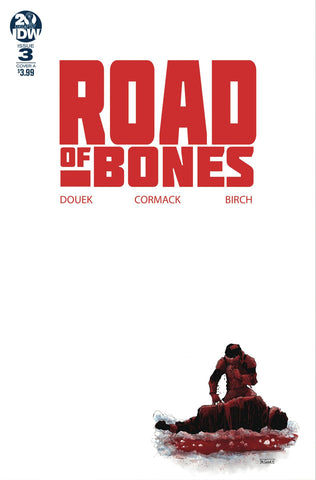 ROAD OF BONES #3 (OF 5) CVR A CORMACK - Packrat Comics