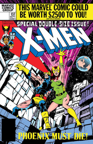 X-MEN #137 FACSIMILE EDITION - Packrat Comics