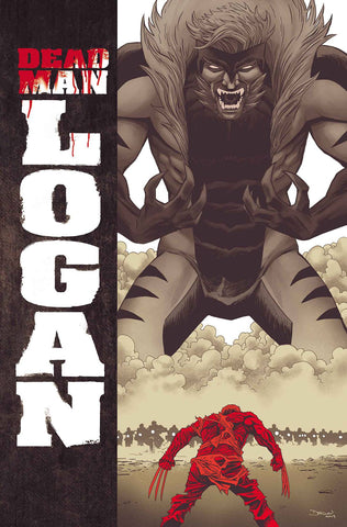 DEAD MAN LOGAN #9 (OF 12) - Packrat Comics