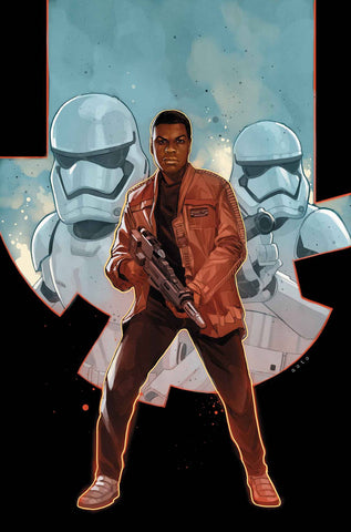 STAR WARS AOR FINN #1 - Packrat Comics