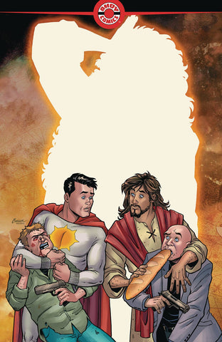 SECOND COMING #1 CVR A CONNER (MR) - Packrat Comics