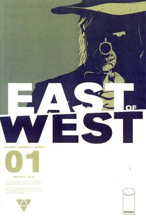 East Of West #1 1st Ptg - Packrat Comics