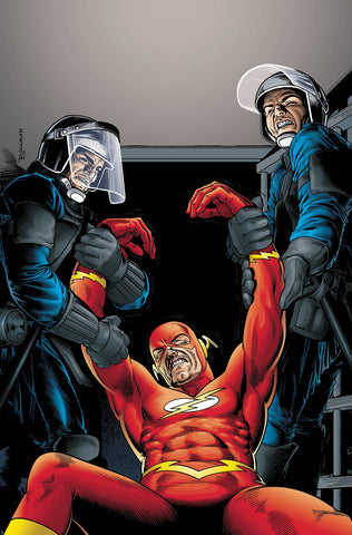 DOLLAR COMICS THE FLASH #164 - Packrat Comics