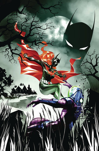 BATMAN BEYOND #42 - Packrat Comics