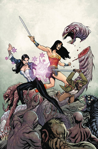 JUSTICE LEAGUE DARK #21 - Packrat Comics