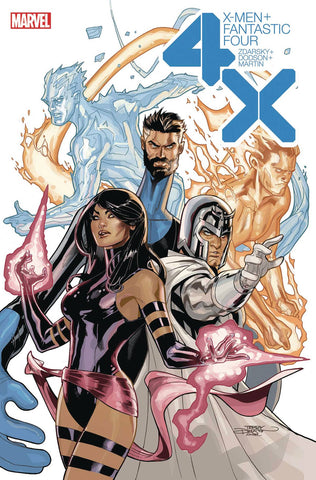 X-MEN FANTASTIC FOUR #3 (OF 4) - Packrat Comics