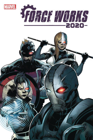 2020 FORCE WORKS #2 (OF 3) - Packrat Comics