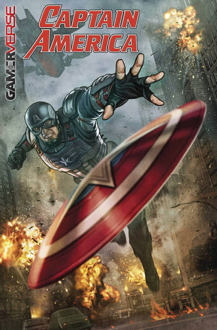 MARVELS AVENGERS CAPTAIN AMERICA #1 - Packrat Comics