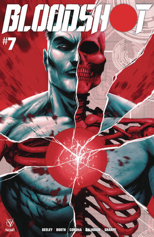 BLOODSHOT (2019) (NEW ARC) #7 CVR A KIRKHAM - Packrat Comics