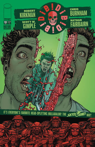 DIE DIE DIE #10 (MR) (04/15/2020) - Packrat Comics