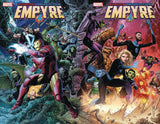 EMPYRE FANTASTIC FOUR #0 - Packrat Comics