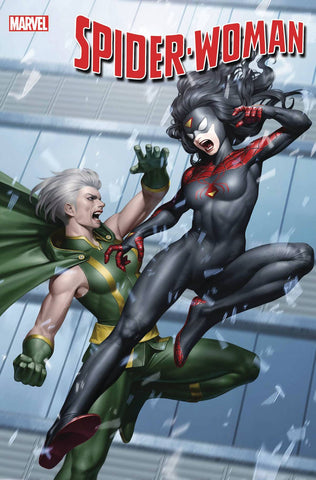 SPIDER-WOMAN #2 - Packrat Comics