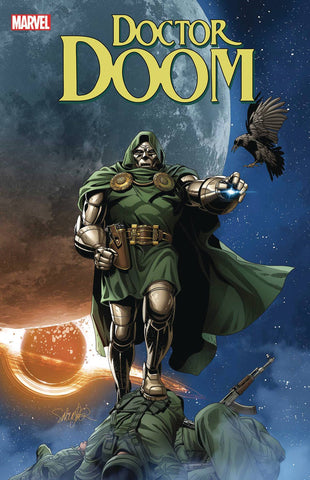 DOCTOR DOOM #7 - Packrat Comics