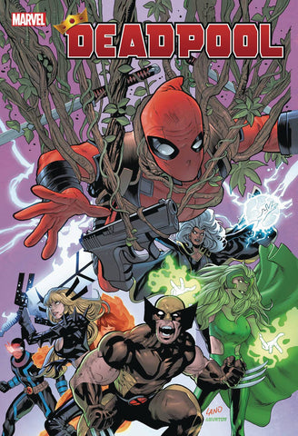 DEADPOOL #6 - Packrat Comics