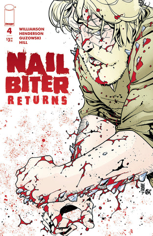 NAILBITER RETURNS #4 (MR) - Packrat Comics