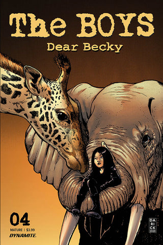 BOYS DEAR BECKY #4 (MR) - Packrat Comics