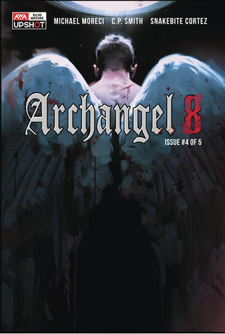 ARCHANGEL 8 #4 (OF 5) (MR) - Packrat Comics