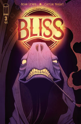 BLISS #3 (OF 8) - Packrat Comics