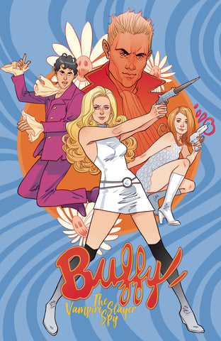BUFFY THE VAMPIRE SLAYER #17 CVR B SAUVAGE VAR - Packrat Comics