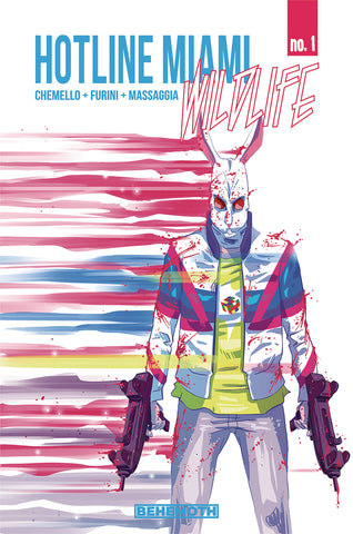 HOTLINE MIAMI WILDLIFE #1 (OF 8) CVR A MASSAGGIA (MR) - Packrat Comics
