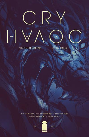 CRY HAVOC #1 CVR A KELLY & PRICE (MR) - Packrat Comics