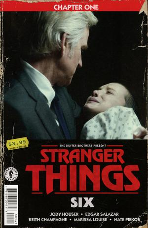 STRANGER THINGS SIX #1 CVR D SATTERFIELD PHOTO - Packrat Comics