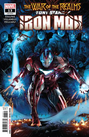 TONY STARK IRON MAN #13 - Packrat Comics