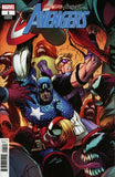 ABSOLUTE CARNAGE AVENGERS #1 CODEX VAR AC