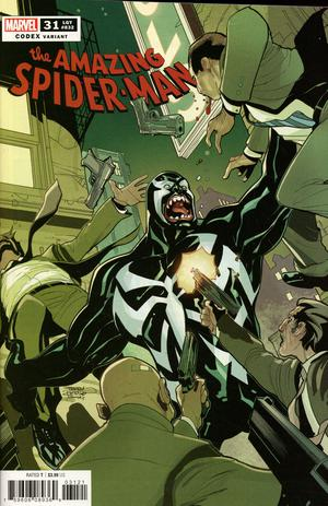 AMAZING SPIDER-MAN #31 CODEX VAR AC