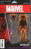 ABSOLUTE CARNAGE #5 (OF 5) CHRISTOPHER ACTION FIGURE VAR AC - Packrat Comics
