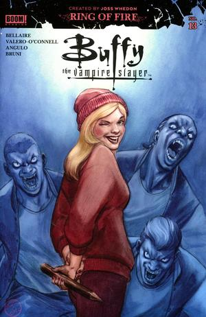 BUFFY THE VAMPIRE SLAYER #13 CVR B LOPEZ - Packrat Comics