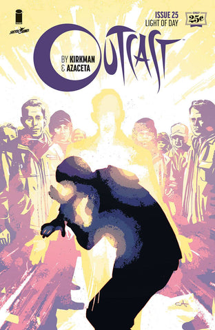 OUTCAST BY KIRKMAN & AZACETA #25 (MR) - Packrat Comics