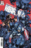 WOLVERINE AND CAPTAIN AMERICA WEAPON PLUS #1 BACHALO VAR