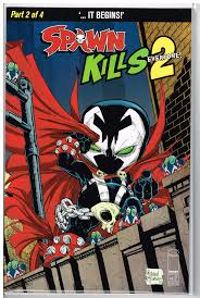 SPAWN KILLS EVERYONE TOO #2 (OF 4) CVR A MCFARLANE - Packrat Comics