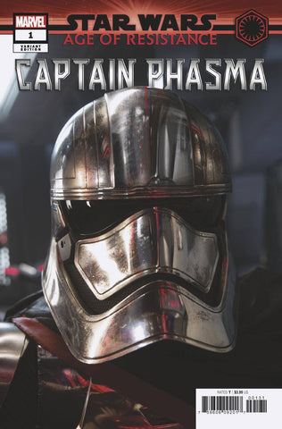 STAR WARS AOR CAPTAIN PHASMA #1 MOVIE VAR