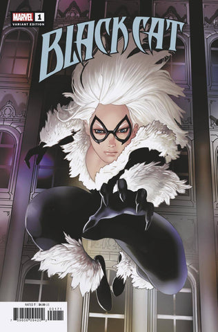 BLACK CAT #1 FOREMAN VAR - Packrat Comics