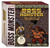BOSS MONSTER IMPLEMENTS OF DESTRUCTION EXPANSION