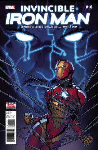 INVINCIBLE IRON MAN #10 - Packrat Comics