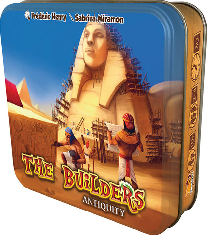BUILDERS ANTIQUITY - Packrat Comics