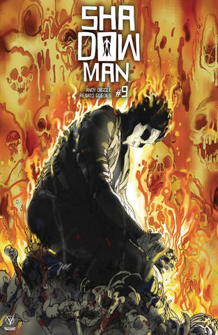 SHADOWMAN (2018) #9 CVR B GRANT - Packrat Comics