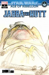 STAR WARS AOR JABBA THE HUTT #1 CONCEPT VAR - Packrat Comics