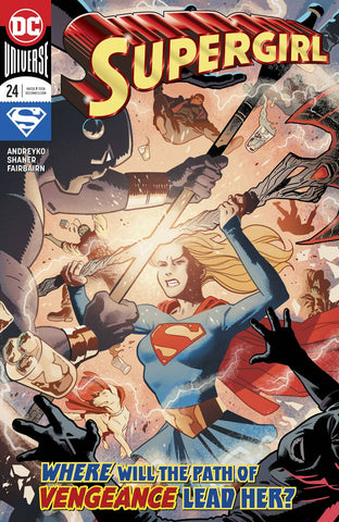 SUPERGIRL #24 - Packrat Comics