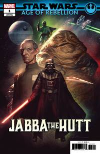 STAR WARS AOR JABBA THE HUTT #1 PAREL VILLAINS VAR