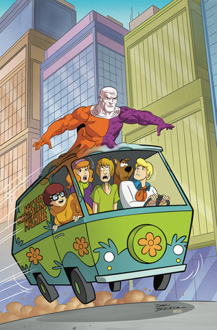 SCOOBY DO TEAM UP #49 - Packrat Comics