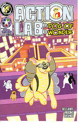 Dog of Wonder Diamond Retailer Summit Variant Action Lab