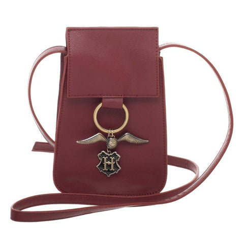 Harry Potter Golden Snitch Crossbody Bag