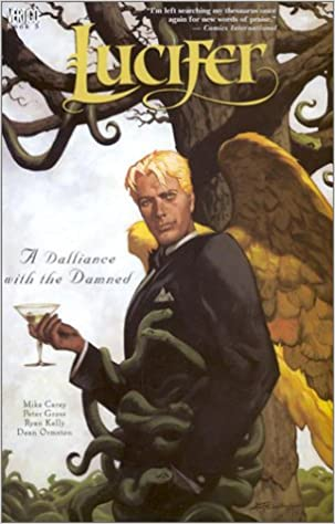 LUCIFER VOL 3 A DALLIANCE WITH THE DAMNED TP - Packrat Comics