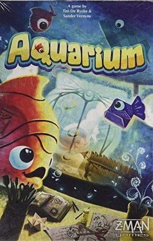 Aquarium - Packrat Comics