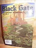 Black Gate: Adventures in Fantasy Literature, Issue 3 (Winter 2002) - Packrat Comics