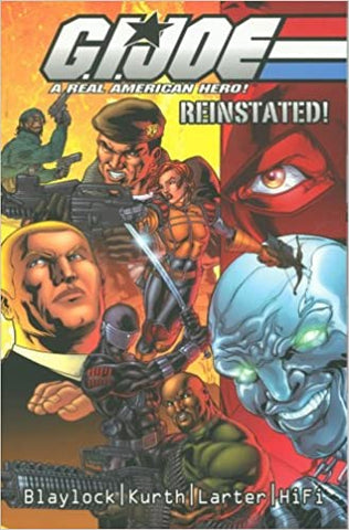GI Joe Vol. 1: Reinstated